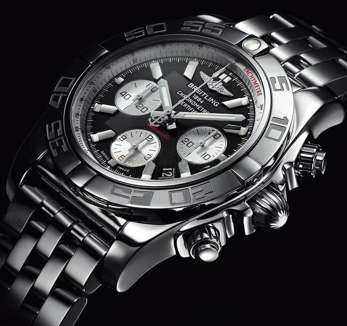 Repliki Breitling Chronomat Evolution 13745
