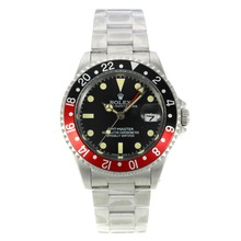 Replik Rolex GMT-Master GMT Arbeiten Automatic-Vintage Edition - Attraktive Rolex GMT Watch für Sie 24418