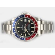 Replik Rolex GMT-Master Automatic Working GMT-Vintage Edition - Attraktive Rolex GMT für Sie 24416 Schauen
