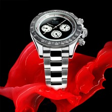 Repliki Rolex Daytona II Automatic Ceramic Bezel with Black Dial(Gift Box is Included) 24149