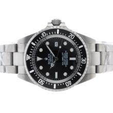 Repliki Rolex Sea-Dweller Deepsea With Black Dial-2008 New Version – Attractive Rolex Sea Dweller Watch for You 24947
