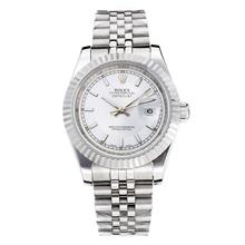 Repliki Rolex Datejust II Automatic Stick Markers with Silver Dial S/S – Attractive Rolex Datejust II Watch for You 22215