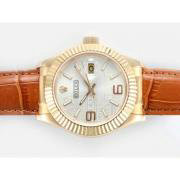 Replik Datejust Automatik Gold bei neuen Version 14856