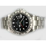 Repliki Rolex Explorer II Swiss ETA 2836 Movement With Black Dial 14004