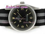 Repliki Rolex Explorer Automatic with Nylon Strap-Tiffany & Co Vintage Edition 4864