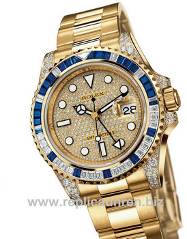Replik Rolex GMT Uhren 13321