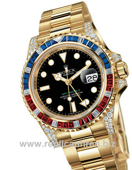 Replik Rolex GMT Uhren 13324