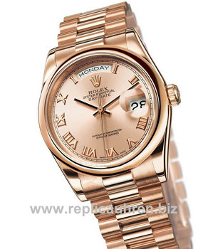 Replik Rolex Day Date Uhren 13270