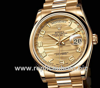 Replik Rolex Day Date Uhren 13281
