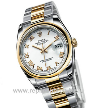 Repliki Swiss Rolex DateJust 13347