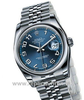 Repliki Swiss Rolex DateJust 13348