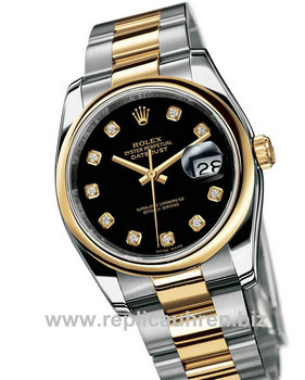 Repliki Swiss Rolex DateJust 13349