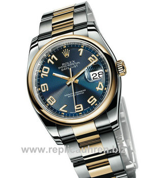 Repliki Swiss Rolex DateJust 13350