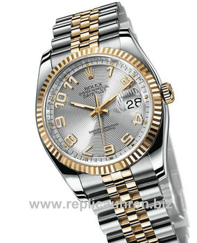 Repliki Swiss Rolex DateJust 13351