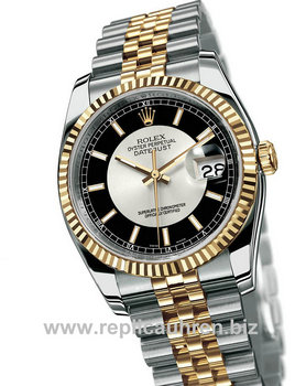 Repliki Swiss Rolex DateJust 13354