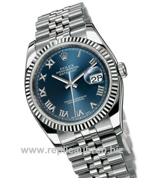 Repliki Swiss Rolex DateJust 13355