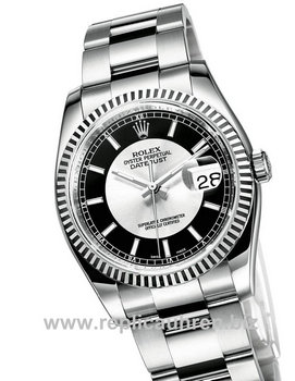 Repliki Swiss Rolex DateJust 13356