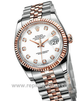 Repliki Swiss Rolex DateJust 13357