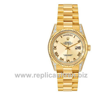 Replik Rolex Day Date Uhren 13282