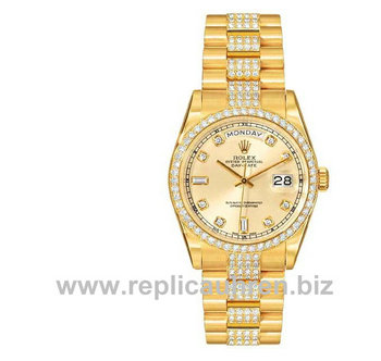 Replik Rolex Day Date Uhren 13283