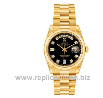 Replik Rolex Day Date Uhren 13284