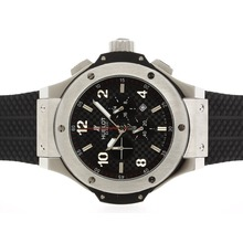Replik Hublot Big Bang King Working Chronograph mit Black Carbon Fibre Style-Dial-48MM Version - Attraktive Hublot Big Bang King für Sie 30642 Schauen
