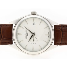 Repliki Patek Philippe Classic Automatic with White Dial – Attractive Patek Philippe Classics / Others Watch for You 34830