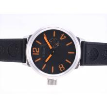 Replik U-Boat Italo Fontana U-B497 Automatic mit Orange Marking - Attraktive U-Boat Italo Fontana for You 35382 Schauen
