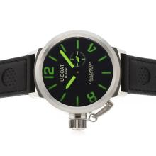Repliki U-Boat Italo Fontana U-B497 Automatic with Black Dial-Green Markers – Attractive U-Boat Italo Fontana Watch for You 35329