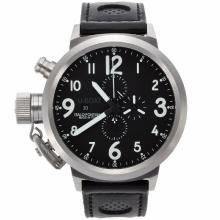 Replik U-Boat Italo Fontana 50mm Working Chronograph mit White Marking-Aktualisierte Version - Attraktive U-Boat Italo Fontana for You 35291 Schauen