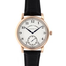 Repliki A.Lange & Sohne Classic Manual Winding Rose Gold Case with White Dial-Leather Strap – Attractive A.Lange & Sohne Watch for You 38335