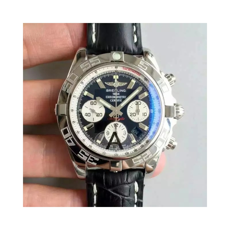 cheap for discount 6e750 8406f Replica Breitling Chronomat 44 Ab011012 / B967 / 435X ...