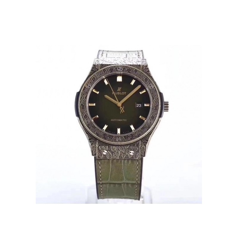 7190cd5fdba Replica Hublot Classic Fusion Arturo Fuente Limited Edition 511.BZ.6680.LR.